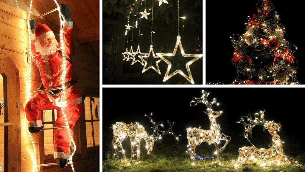 Beitrag Weihnachtsbeleuchtung
