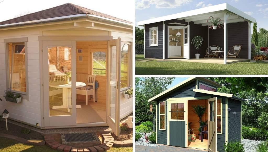 Gartenhaus Design