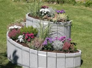 anleitung f r das anlegen und bepflanzen einer. Black Bedroom Furniture Sets. Home Design Ideas
