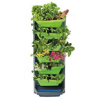 Aufbauelemente von Vertical Garden