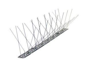 Spikes zur Abwehr von Tauben