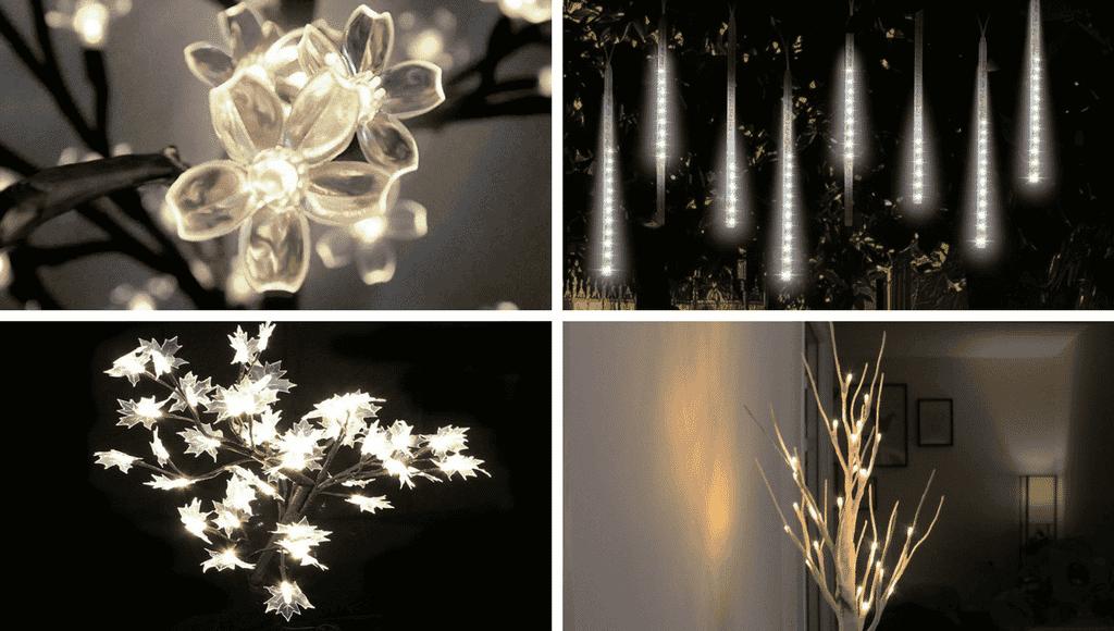 Lichterbaum Formen