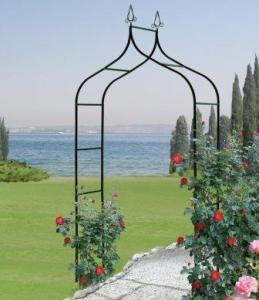 Rosenbogen für Pflanzen