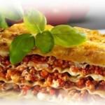 Lasagne-Schicht