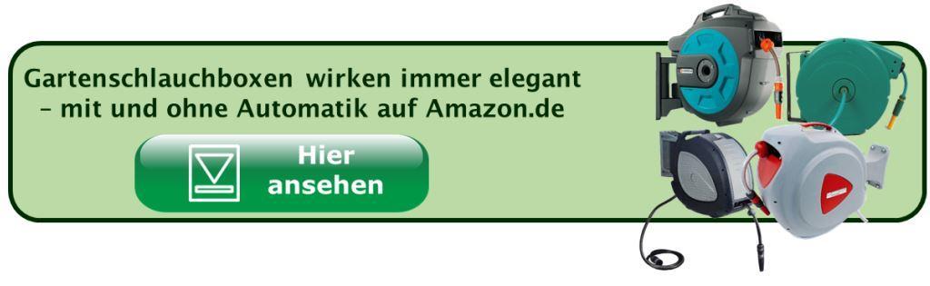 Gartenschlauchbox Button