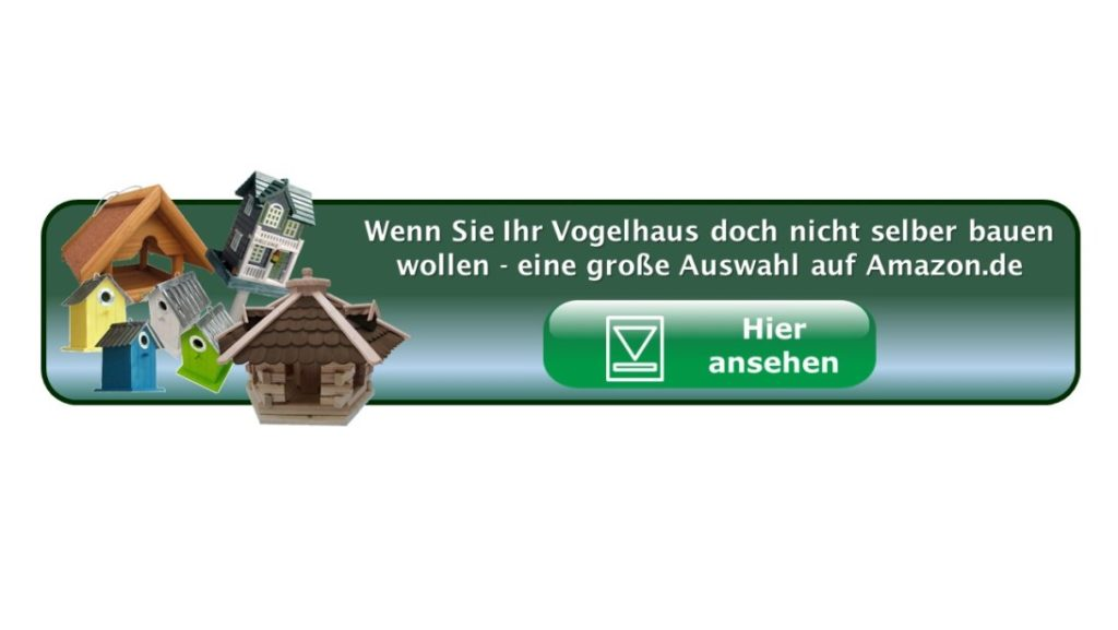 Vogelhaus Button