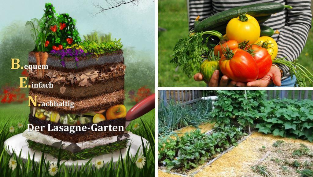 Lasagne Garten