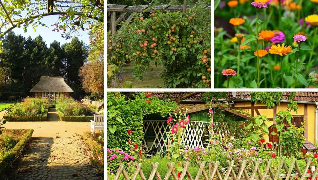 Charmant Cottage Garten Beitrag
