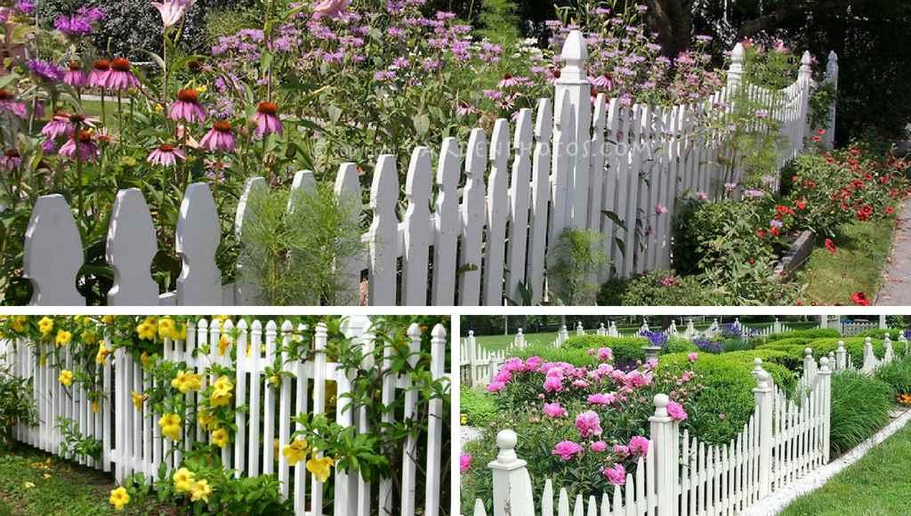 Cottage Garten Palisade